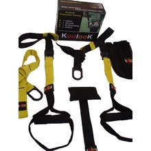 SUSPENSION TRAINER 'KOOLOOK' PRO PACK