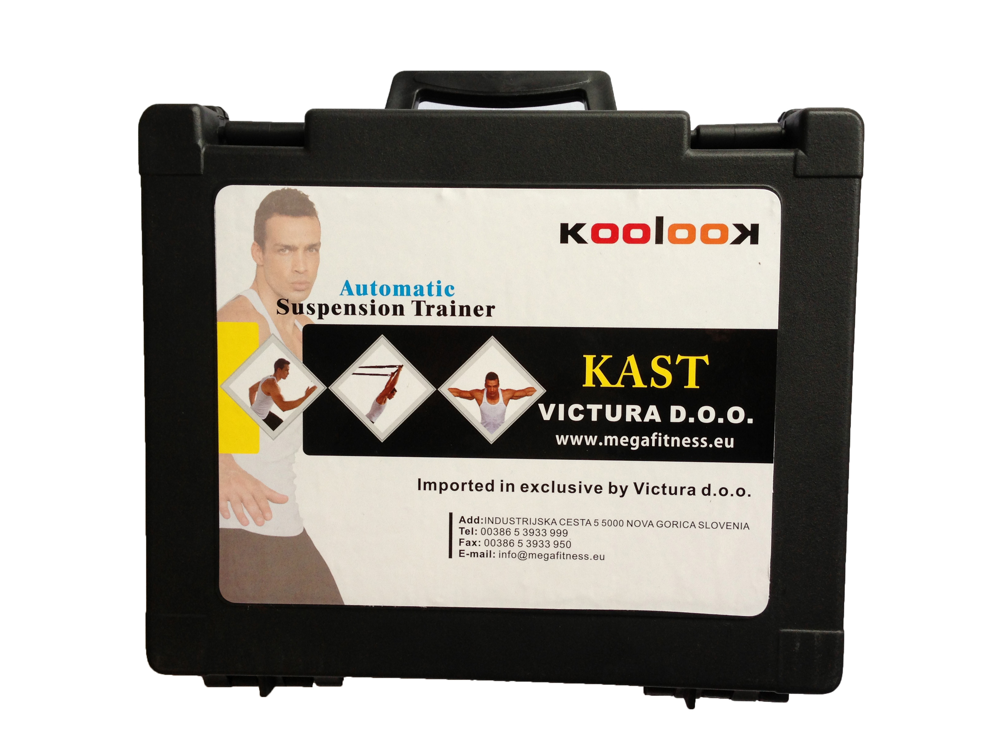 kast trx suspension